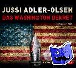 Adler-Olsen, Jussi - Das Washington-Dekret