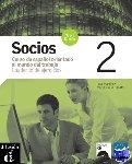 - Socios 2 Cuaderno de ejercicios + CD