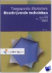 Peet, Arie van, Namesnik, Kirsten, Hox, Joop - Toegepaste statistiek