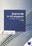 Buijs, Arie - Statistiek in 20 stappen