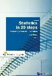 Buijs, Arie - Statistics in 20 steps