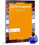 Epe, Peter, Hoffmann, Wim - Jaarverslaggeving opgaven