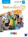 Berg, Hetty van den, Berg, Tamara van den, Driel-Copper, Jannie van, Engelbertink, Irene - Taalverhaal.nu Spelling Leerlingboek Groep 7