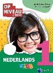 Buhler, Jacqueline, Otte, Evelien, Plug, Geertje, Renckens, Erica, Verseveld, Marjan van - Op Niveau 1 vwo leeropdrachtenboek