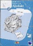 Boogert, Eva den, Teekens, Ofkje - Ajodakt taal 8 Puzzelen met woordenschat set 5 ex Werkboek
