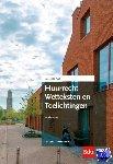 Steenmetser, T.H.G - Huurreeks Huurrecht Wetteksten en Toelichtingen