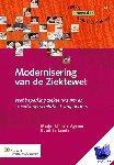 Leede, Ruud de, Nikkels-Agema, Marjol - Modernisering van de Ziektewet - POD editie