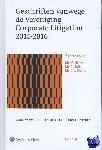 - Geschriften vanwege de vereniging corporate litigation 2015-2016