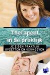 Teeuw, Ria - Therapeut in de praktijk - Ankertje 347 (def) - POD editie