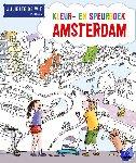 Wit, Juliette de - Kleur- en speurboek Amsterdam