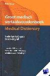 Reuter, Peter, MediLingua - Groot medisch vertaalwoordenboek Medical dictionary