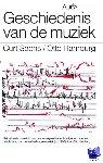 Sachs, C., Hamburg, O. - Vantoen.nu Geschiedenis van de muziek - POD editie