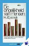Eysenck, H.J. - Vantoen.nu Ongelijkheid van mensen - POD editie