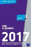 Bos, A.J. van den, Egberts, I.H.M., Groot, A.C. de, Loon, P.M.F. van, Stoffer, S., Tomesen, P.W.T. - Nextens VPB Almanak 2017 deel 2