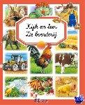 Beaumont, Émilie, Pimont, Marie-Renée - Kijk en leer Kijk en leer: De boerderij