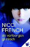 French, Nicci - De verborgen glimlach (POD) - POD editie