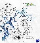 - Delfts Blauw flora & fauna kleurboek