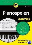 Perlmutter, Adam - Pianospelen voor Dummies, 3e editie