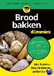Reijnders, Joke, Doncker, Nele de, Dumon, Stefaan - Brood bakken voor Dummies