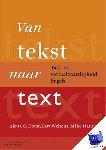 Dorst, Aletta, Weltens, Bert, Hannay, Mike - Van tekst naar text