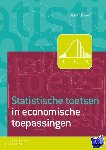 Klouwen, Jaap - Statistische toetsen in economische toepassingen
