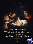 Bach, Govert Jan - Het Weihnachtsoratorium en het Magnificat van Johan Sebastian Bach, Boek met 4 cd's door Govert Jan Bach