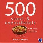 Baugniet, Rebecca, TextCase - 500 stoof- & ovenschotels