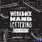 Luttenberg, Karin - Handlettering doe je zo! Werkboek