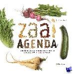Eekelen, Hans van - Zaaiagenda - moestuin & biologisch tuinieren
