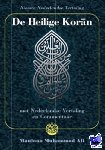 Muhammad Ali - De Heilige Koran (inclusief CD-ROM, boek met leder omslag in gift box) Luxe uitgave