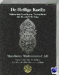 Muhammad Ali - De Heilige Koran (luxe pocket uitgave in gift box met Nederlandse tekst en translitteratie)