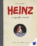 Windig - Heinz : Heinz, de graphic novel