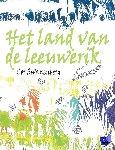 Swanenberg, Cor - Het land van de leeuwerik 3 Tenblakke trilogie, deel 3