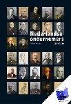 Visser, Joop, Dicke, Matthijs, Zouwen, Annelies van der - Nederlandse Ondernemers 1850-1950 Nederlandse ondernemers 1850-1950