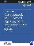 Studio Visual Steps - Cursusboek MOS Word 2016 en 2013