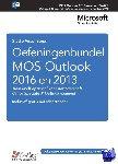 Studio Visual Steps - Oefeningenbundel MOS Outlook 2016 en 2013