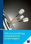 Frieser, Darwin - Effectief mondeling communiceren in drie stappen