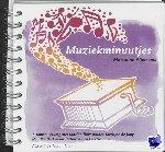 Wiersema, Marianne, Haekmulder, Marion - Muziekminuutjes kaarten in spiraalband
