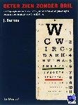 Barnes, Jonathan - Beter zien zonder bril