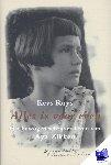 Ruys, Kees - Alles is voor even. Biografie Aya Zikken