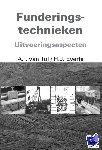 Tol, A.F. van, Everts, H.J. - Funderingstechnieken