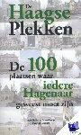 Gaalen, Ad van, Mahieu, Ineke - De Haagse plekken