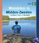 Bodengraven, Paul van, Barten, Marco - Wandelen in Midden-Zweden. Gästrikland, Hälsingland & Västmanland