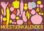 Piers, Annemarieke, Halkes, Claudette - Moestuinkalender