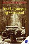 Hout, Willem van den - Drie kwajongens op zwart zaad
