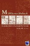 Houthuys, A. - Middeleeuwse studies en bronnen Middeleeuws kladwerk