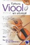 Pinksterboer, Hugo - Tipboek Viool en altviool