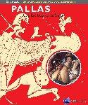 Jans, Elly, Hupperts, Charles, Stork, Peter, Dalen, Hein van - Pallas Griekse taal en cultuur deel 1 lesboek