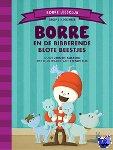 Aalbers, Jeroen - Borre Leesclub Borre en de bibberende blote beestjes