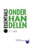 Tieleman, Katia, Buelens, Marc - Essentials - Onderhandelen - POD editie